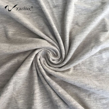 Soft Silver Fiber Anti-bacterial Upscale Knitting Cotton Fabric for Underwear