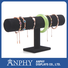 A231 ANPHY Black Jewelry Display Bar Stand Bracelet Chains Beads Bracelet display