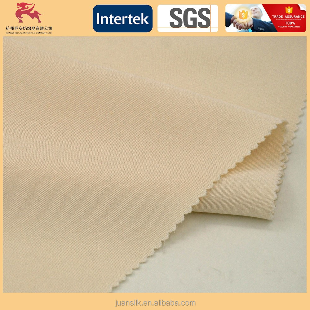 "High Quality pure silk heavy crepe fabric 40M/M WIDTH:44""/114cm"