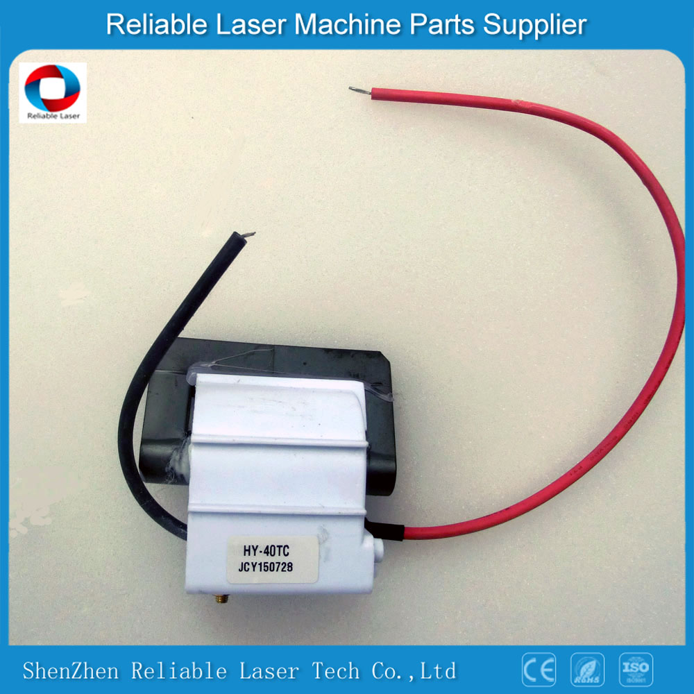 China made high voltage coil for universal co2 laser power supply 40W 60W 80W