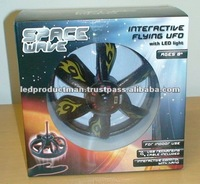Space Wave Induction Sensor Floating UFO Toy