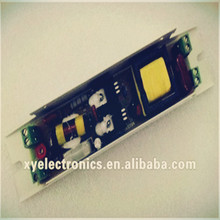 Factory price LED for fluorescent lamp 12V/24V pl 36w electronic ballast