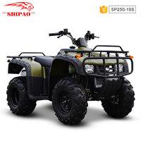 SP250-10 Shipao double arm shock zongshen 300cc engine atv
