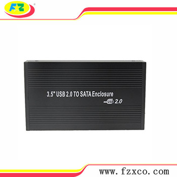 3.5 HDD External Case for SATA Hard Drive