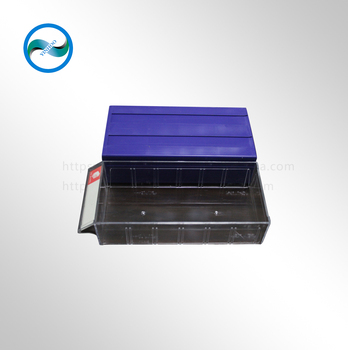 Plastic Group of vertical parts box for factory & diy