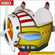 2018 hot sale kiddie helicopter rides coin operated for sale in china