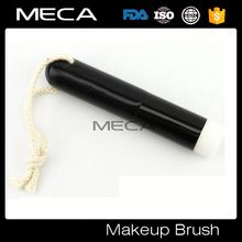 7 pieces color shine makeup brushes No Logo Black Makeup Nose Brush Cleaning blackheads nose blackhead remover