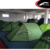 Cheap Custom Printed Canopy Tent,Camping Double Decker Waterproof Fireproof 2 Man Custom Tourist Tube Tent