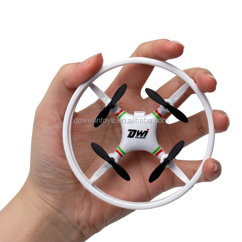 DWI Dowellin D1 rc nano pocket drone mini for gifts bag