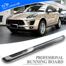 YIHUI style OE style modified parts Macan side step for auto running board