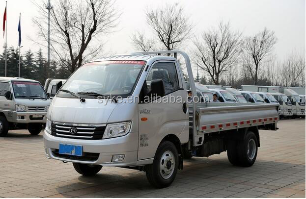 2.5 ton Foton light cargo truck for sale