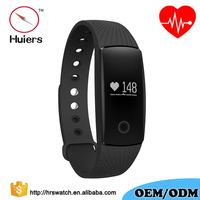 Fitness Tracker Wristband Heart Rate Monitor