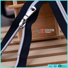 #5 zipper insertion pin open-end Reversible Nylon Zipper