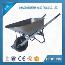 Free sample lightweight large capacity building wheelbarrow for sale