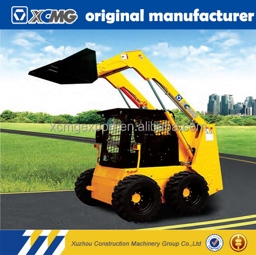 XCMG official manufacturer XT750 mini skid steer loader
