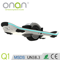 New gift balancing onewheel motorcycle for kids