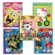 Wholesale Coloring Books with Top Quality