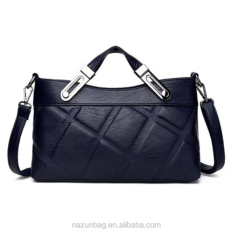 Urban Leisure Geometric Patterns PU Leather <strong>Handbags</strong> for Ladies