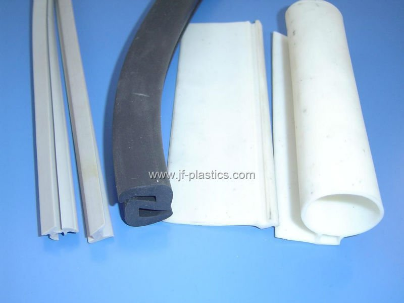 plastic seal strip for doors and windows