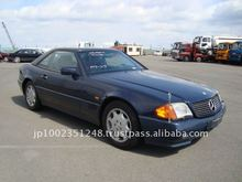 Used German Car Mercedes-Benz SL500 from Japan