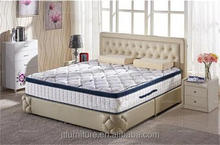 High quality spring mattress,pillow top pocket spring mattress (RH-56)