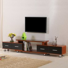 living room furniture tv cabinet solid wood furniture solid wooden tv wall unit