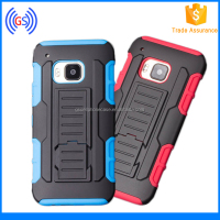 2015 New Ktickstand And Holster Robot Case For Samsung S4 Mini