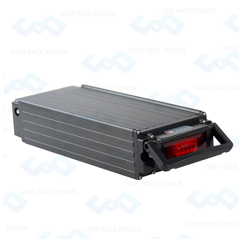 Factory Price Electric Bike Battery 48V 20AH Rear Rack Li-ion Battery Pack with 3A Fast Charger
