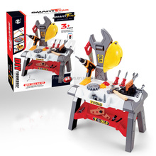 Boy paly game toy mechanic electronic tool play set