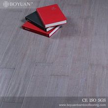 2016 wholesale wonderful antique grey handscraped bamboo flooring