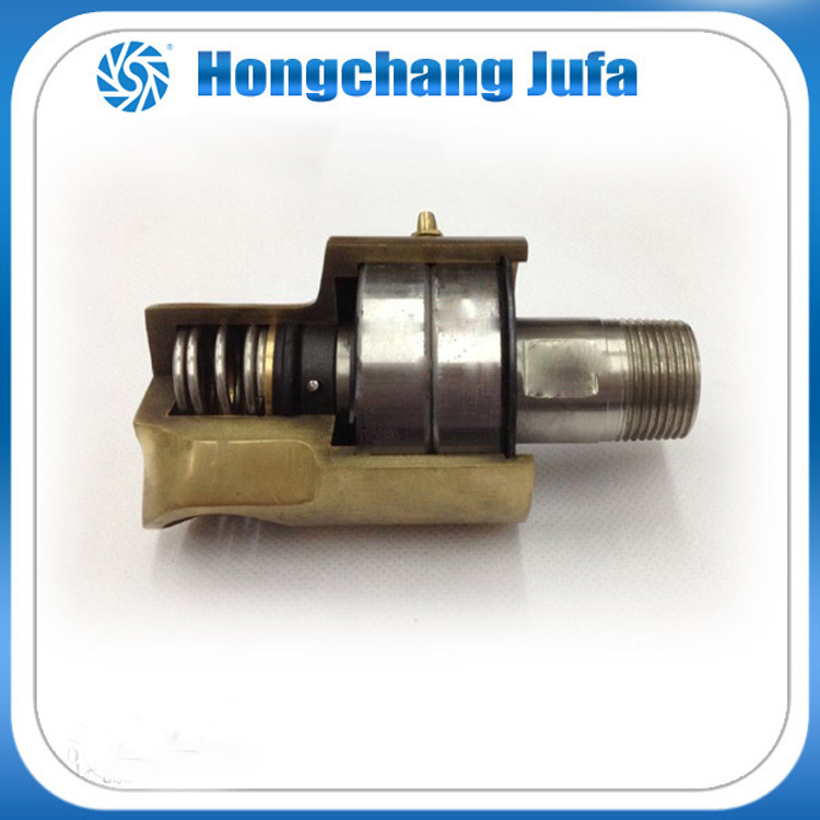 Industrial safety products copper fitting swivel joint air