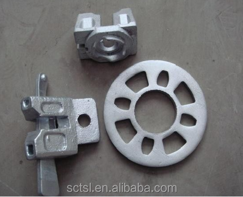 Galvanized Ringlock Steel Rosette for Ring Lock Scaffolding System