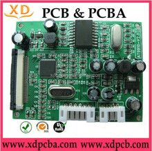 Surface mount Electronic oem pcb layout & pcba with gprs module