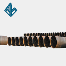 Spiral welded carbon steel pipe manufacturer price