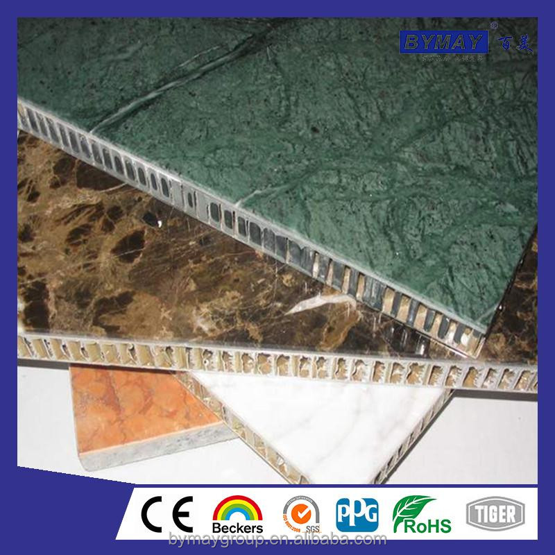 aluminium honeycomb stone panel