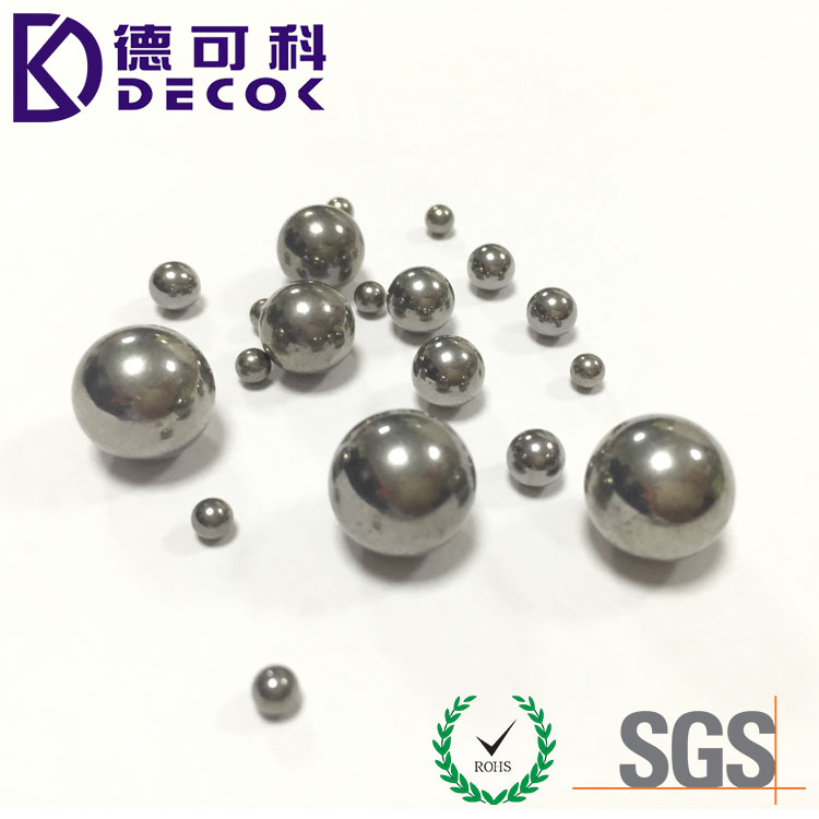 RoHS 0.35 to 200 mm low carbon steel balls high quality match soccer balls