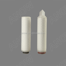 0.5 micron PES pharmaceutical water filter cartridge liquid filter