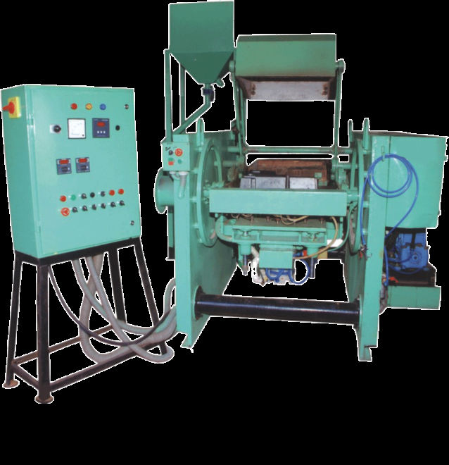 AUTO SHELL MOULDING MACHINE