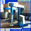 China top ten selling 22KW two shaft hydraulic lifting latex paint disperser