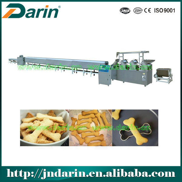 Full Automatic China Processing Machine For Pet Biscuit