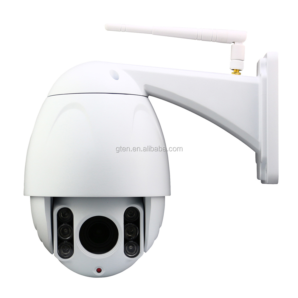 High quality unbeatable price 2mp 1080p 20x ir ptz speed dome ip camera indoor/outdoor use with build-in hotspot support TF card