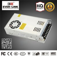 Hot Sale AC/DC Power Supply CE ROHS approved Single Output 12.5a dimmable led strip driver