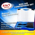 Airbrush Compressor Kit BD-831