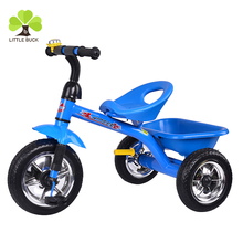 2017 stock Alibaba trade assurance Children 3 wheels bicycle tricycle for kids baby tricycle bike with good quality