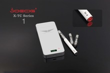 New trend electronic brand, Joecig hot selling X-TC slim cigarette with ecig starter kit