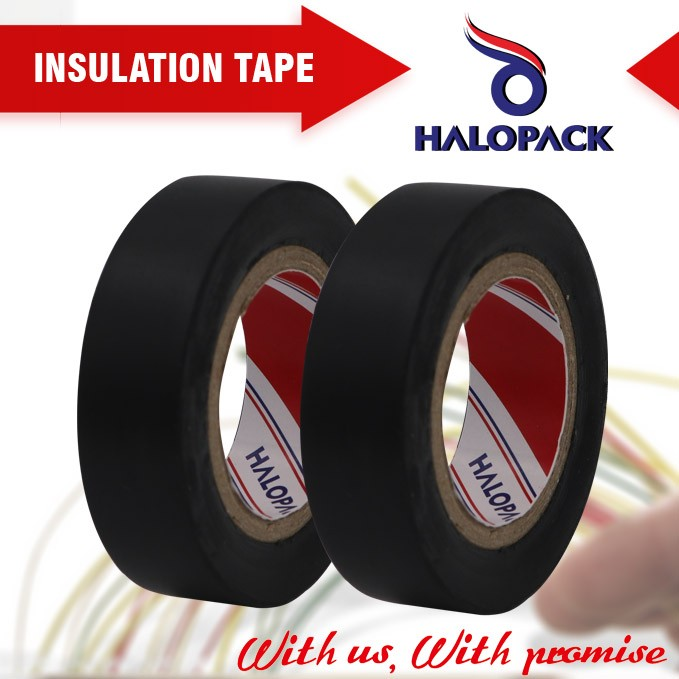 Wholesale Strong Adhesion PVC Electrical insulation Tape