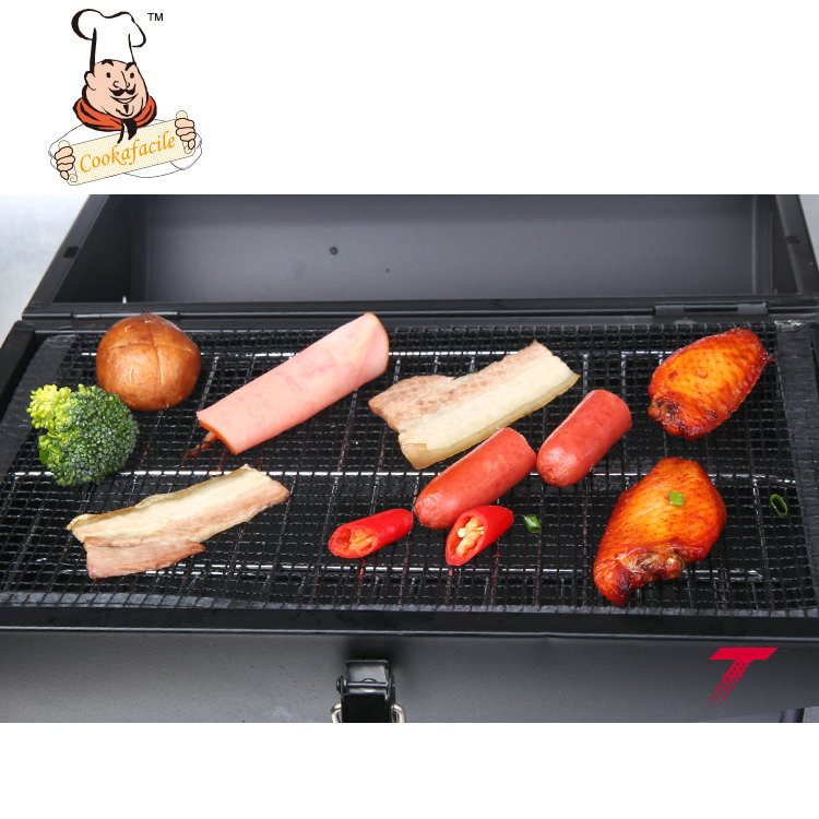Professional manufacturer Wide Application non-stick bbq mesh