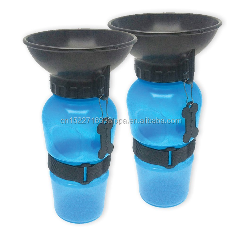 2018 amazon hot models <strong>pet</strong> out portable drinking cup