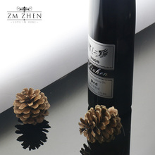 Chinese sweet red ice wine,professional wine company OEM red bottle wine brands