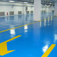 Garage abrasion proof Epoxy Resin Floor Paint